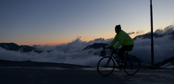 Galibier at Dawn