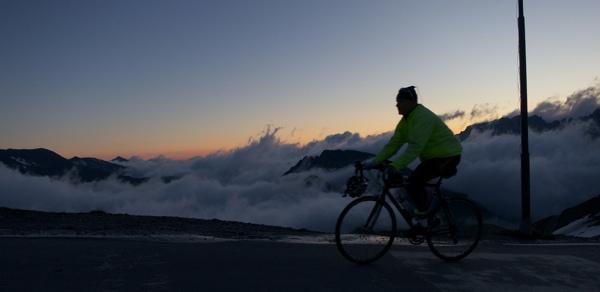 Galibier at Dawn