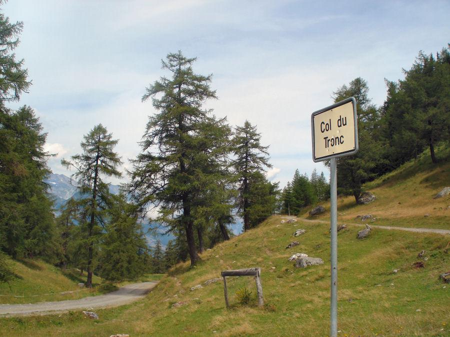Foto Col du Tronc