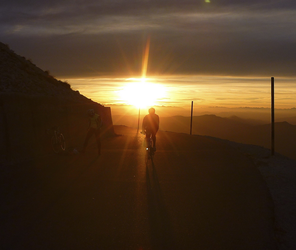 Ventoux Night Session 2011