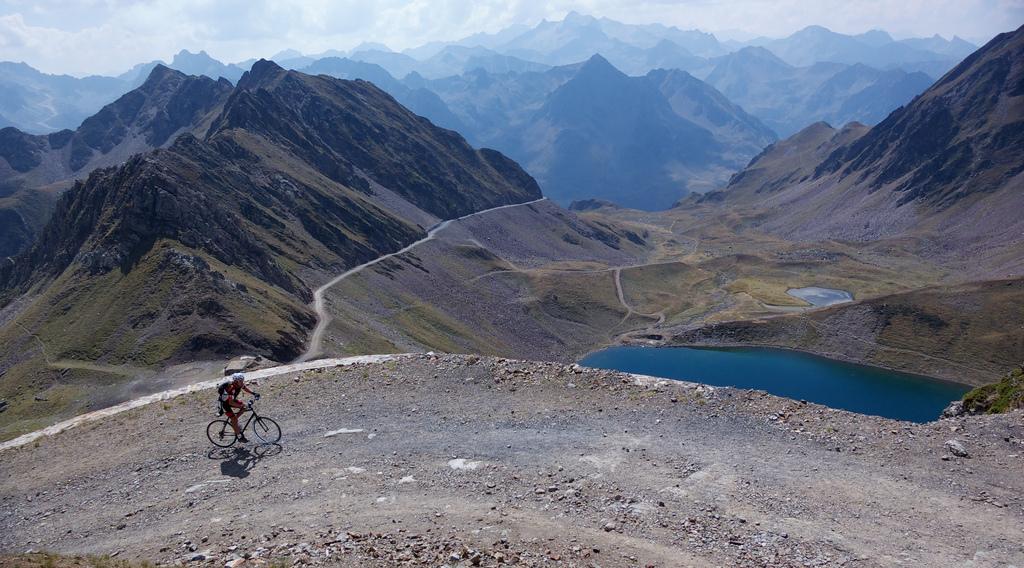 Pic du Midi de Bigorre via Col du Tourmalet