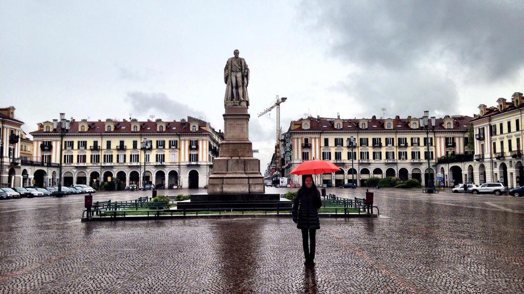 Cuneo Main Piazza