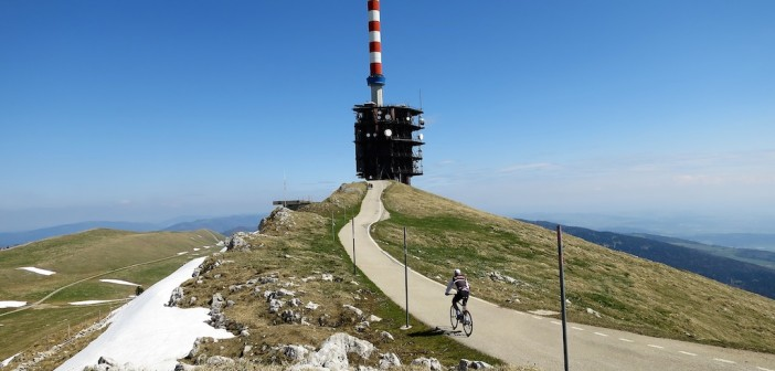 10 Great Climbs to Communication Towers