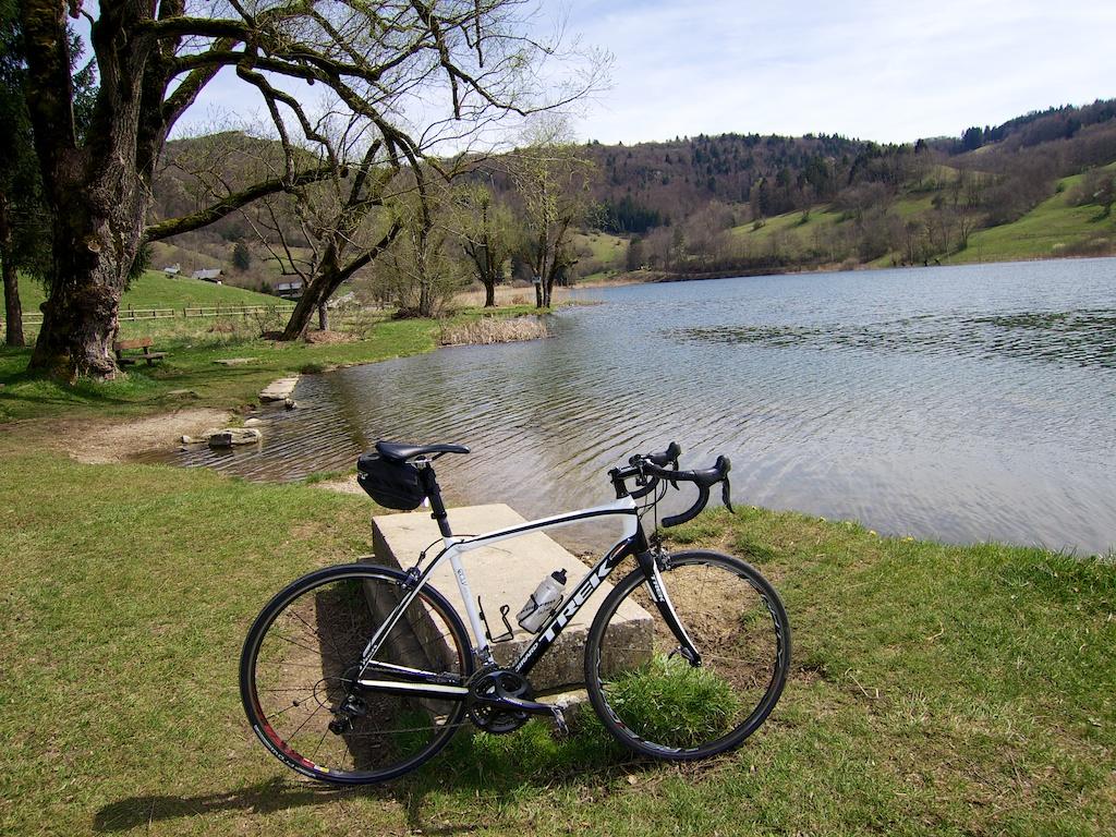 Lac de Thuile
