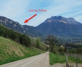 Col du Frêne – Bauges Alps Loop