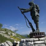 Alpini Statue