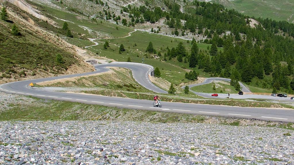Heart shaped roads?