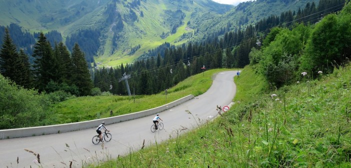 Col de Joux Plane – Col Reservé (bike-only day)