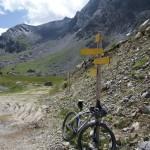 Le Pas du Roc, 2323m