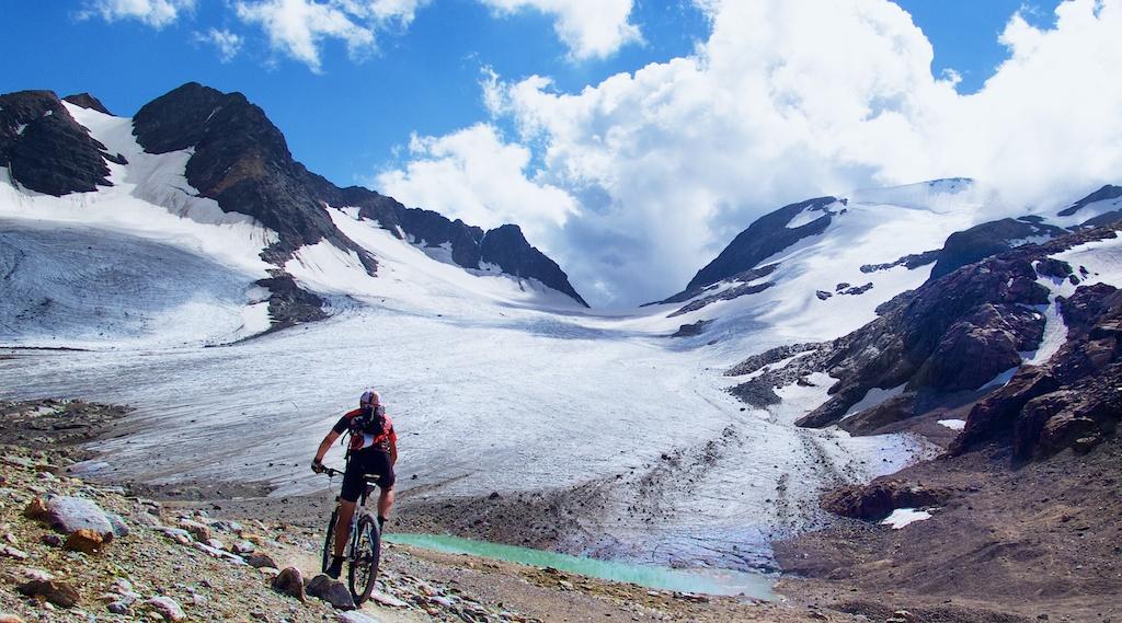 Glacier de Saint-Sorlin