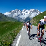 Galibier above Col du Lautaret