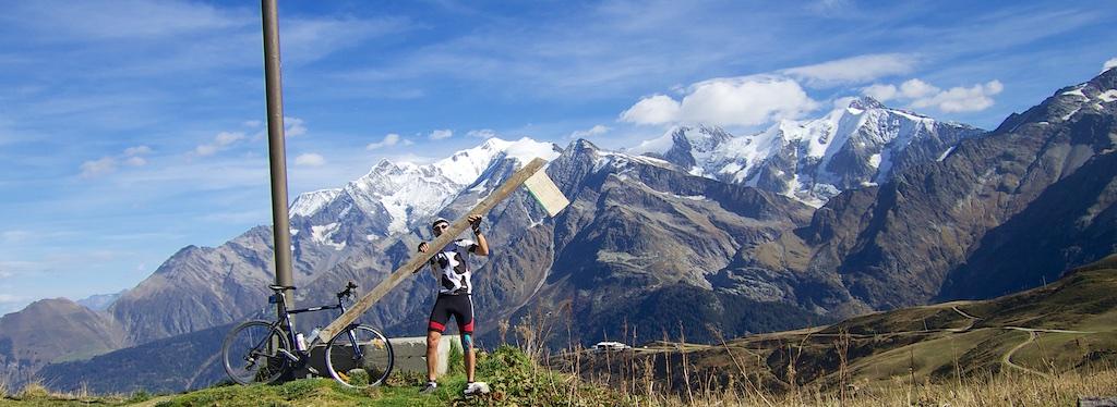 Col du Joly - 1990 metres