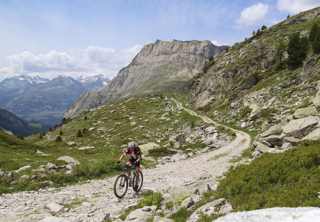 Trail to Col du Clapier