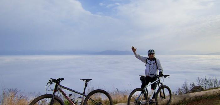 Col de Crozet – Above the Clouds