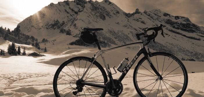 "Four Col Loop in the ""Aravis Alps"