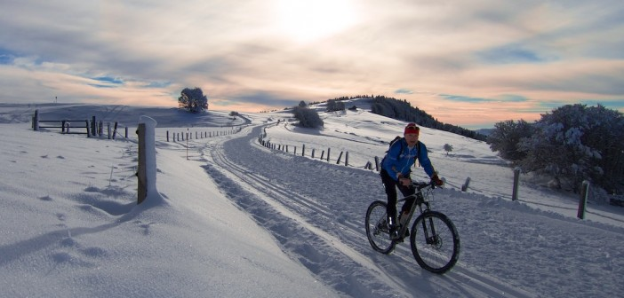 Mont Salève Snow Ride