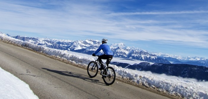 Le Semnoz (with Mountain Bike & Cross Country Skis)