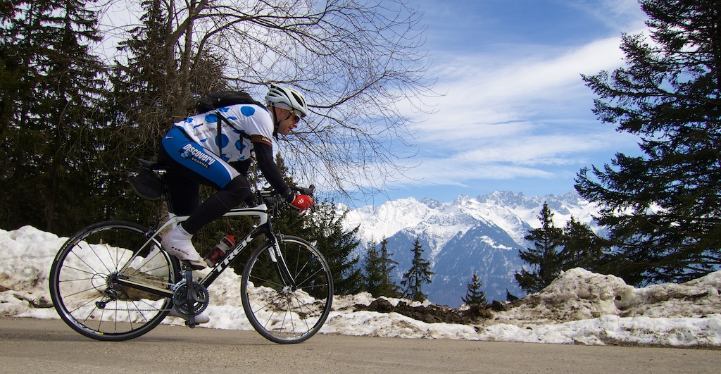 From Col du Grand Cucheron