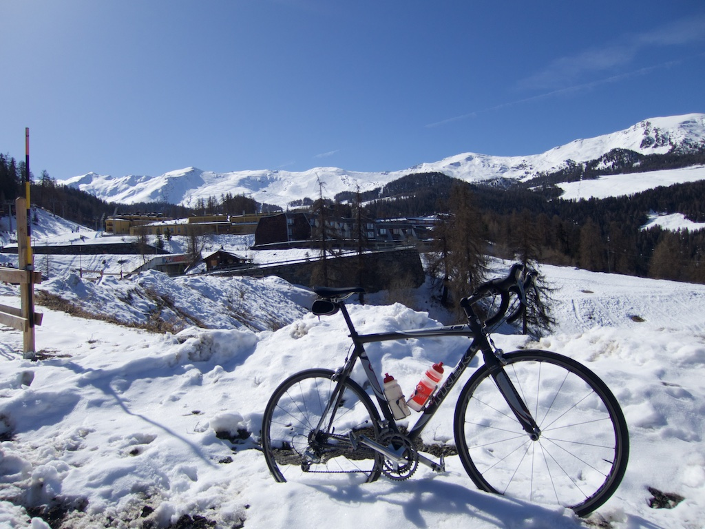 Pila Ski Station