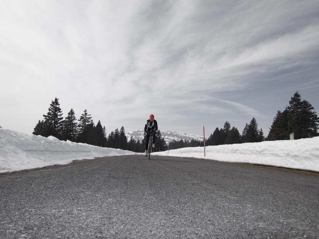 La Barillette: Summit 1528 metres
