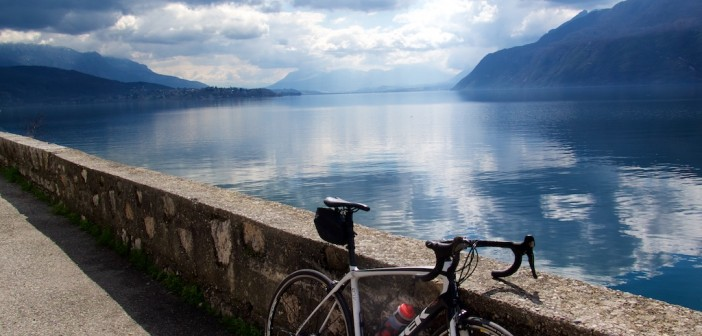 Lac du Bourget and Surrounding Cycling Climbs