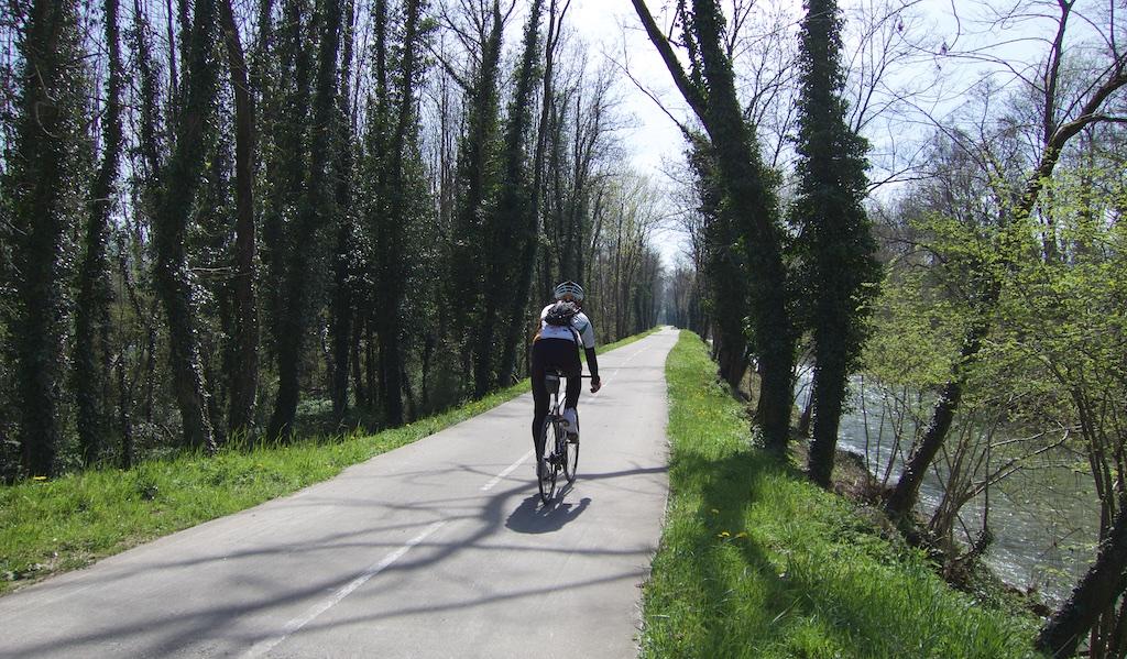 Nice Bike Path