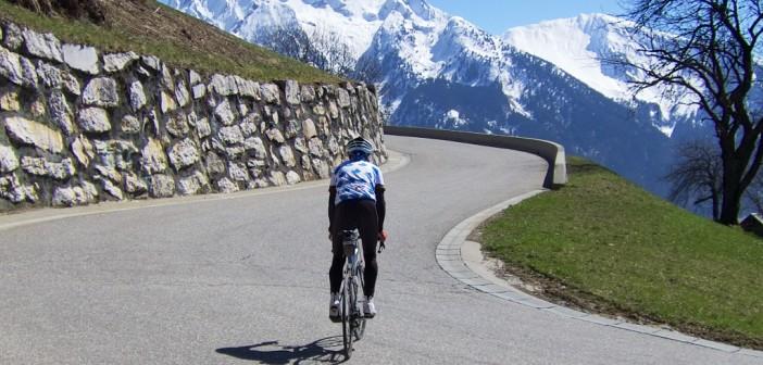 Col de la Croix Fry and Col de Plan Bois