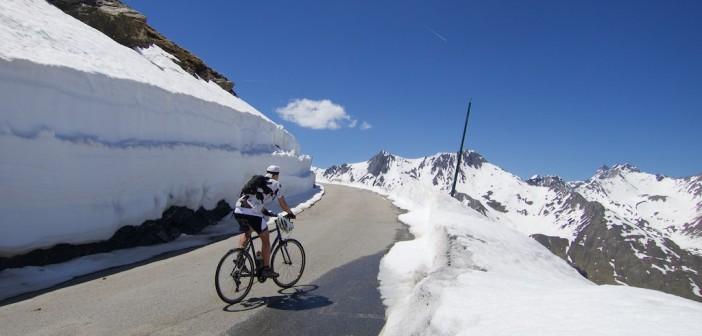 Col du Galbier via Col d'Albanne