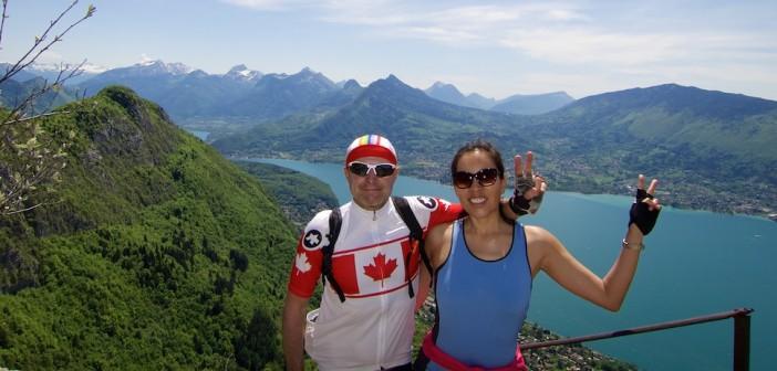 Col des Contrebandiers and Above