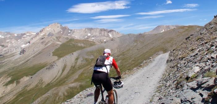 Monte and Forte Jafferau (2805 metres) via Col Basset