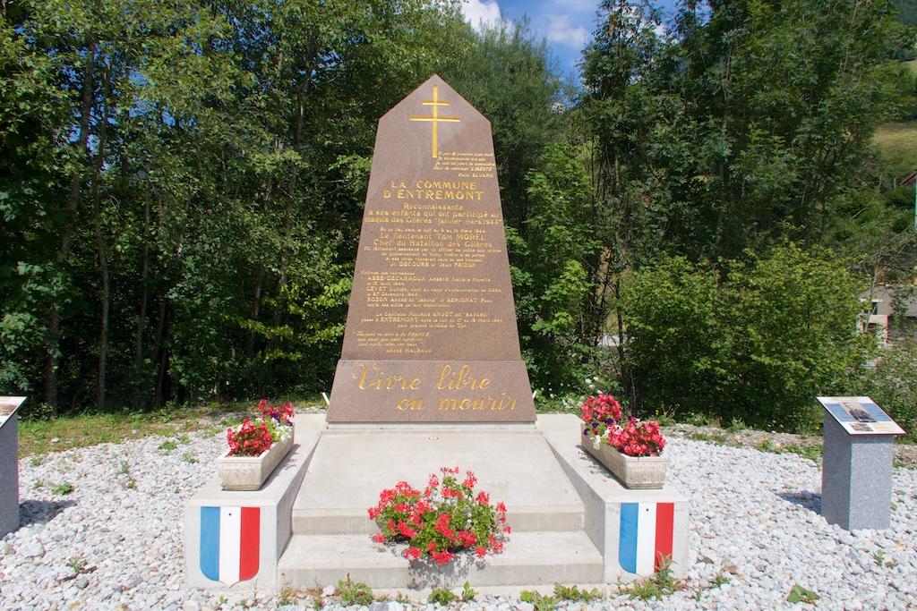 Maquis Monument