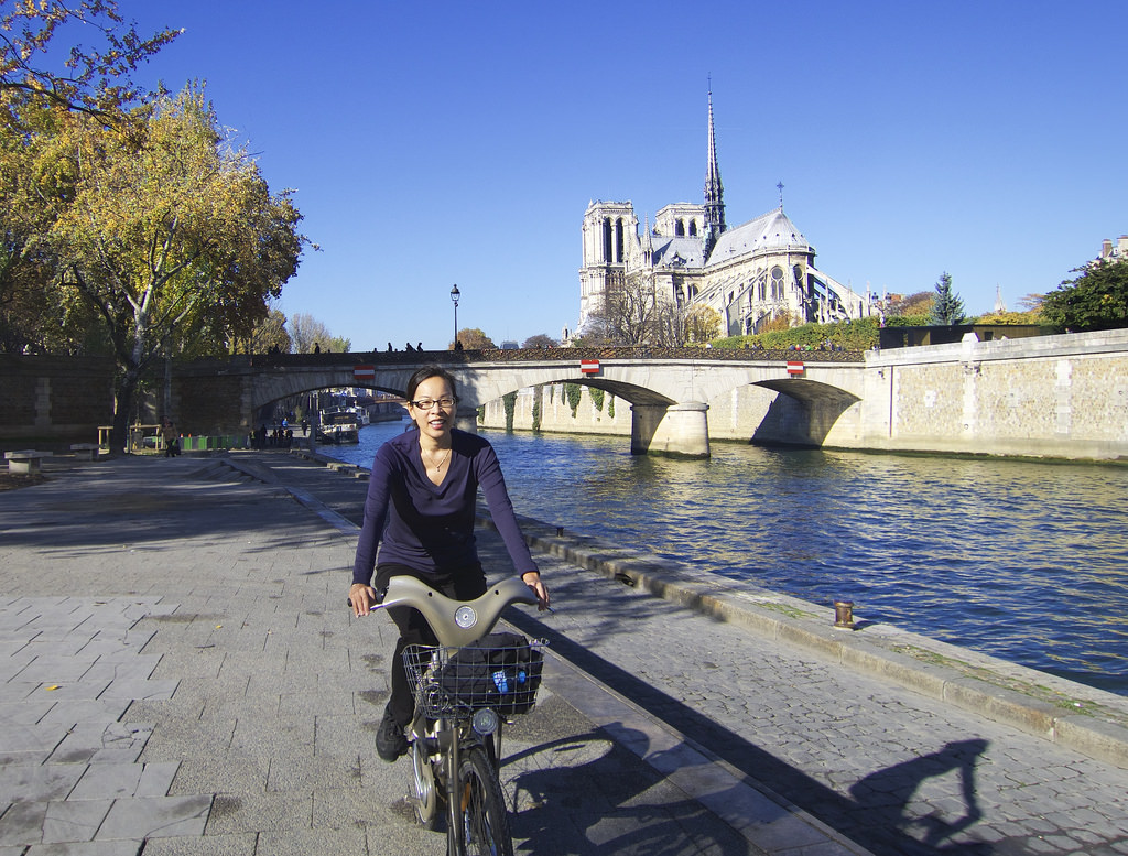 Notre Dame and Ma Dame Doreen