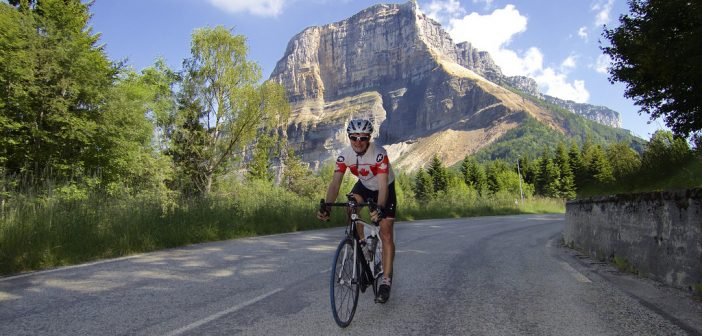 Seven Rides in the Chartreuse Alps