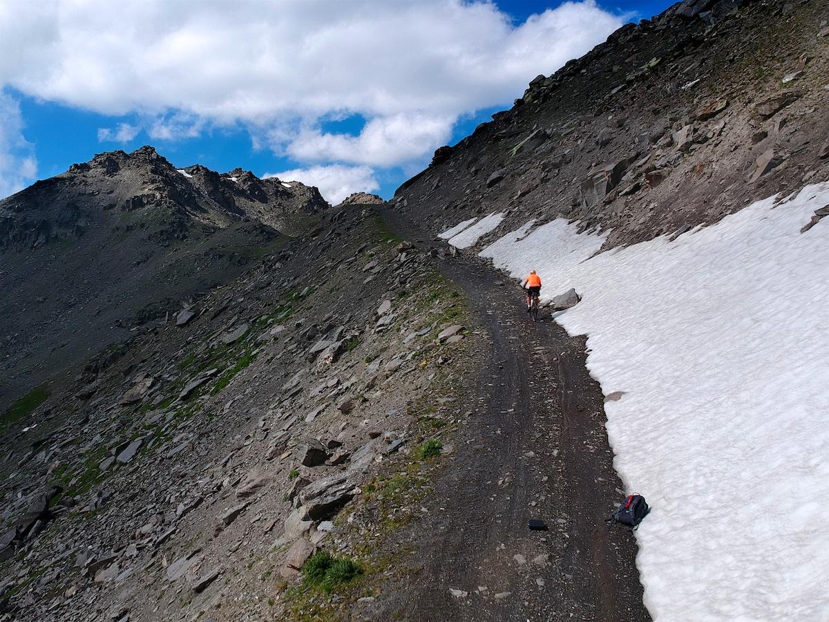 Col de la vallee Etroite 6