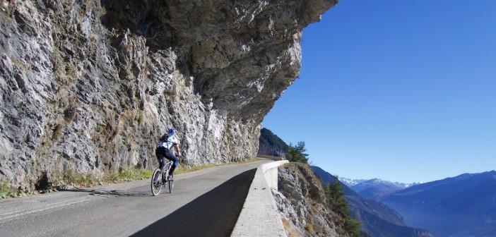 Col de la Madeleine via Les Lacets de Montvernier and Col du Chaussy