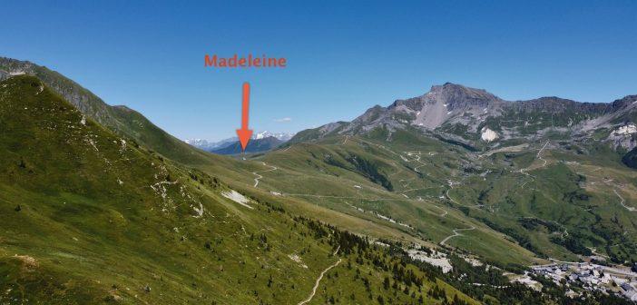 Col de la Madeleine Unpaved