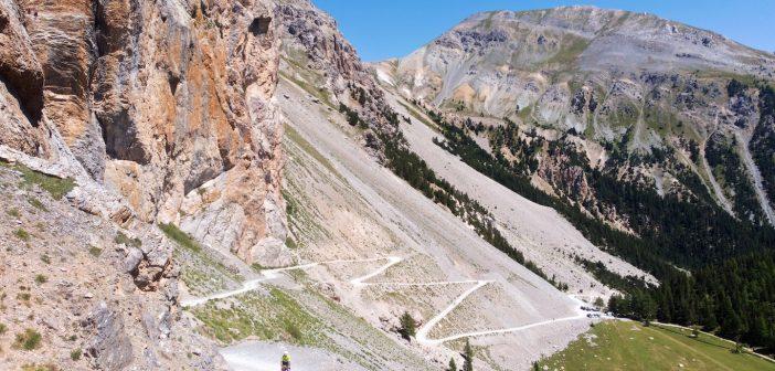 Col des Ayes – Col d'Izoard Loop