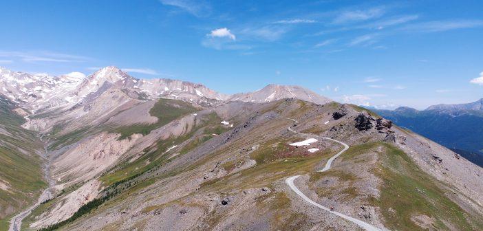 Monte Jafferau via Galleria dei Saraceni!