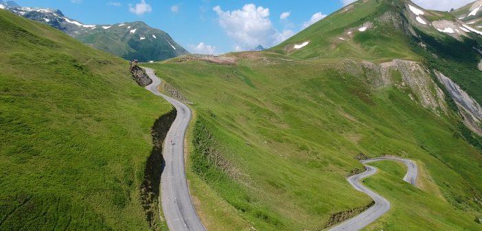 Car-Free Day:  Col de la Croix de Fer / Col du Glandon