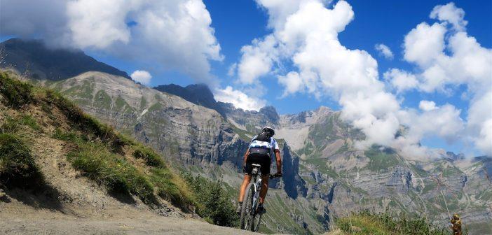Col de Niard – No Brakes!