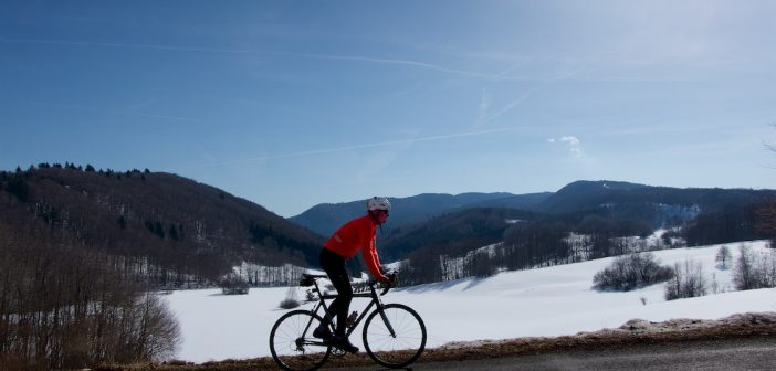 Col de Richemond and Col de Cuvery