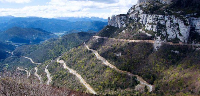 Col de Rousset Plus 10 More Vercors Cols