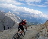 "Thirty of the Highest Unpaved Cycling ""Roads"" in the Alps"