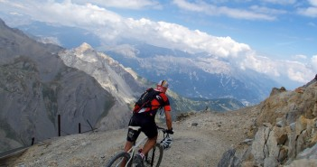 "Forty of the Highest Unpaved Cycling ""Roads"" in the Alps"