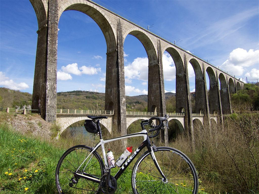 Le Viaduc de Cize-Bolozon