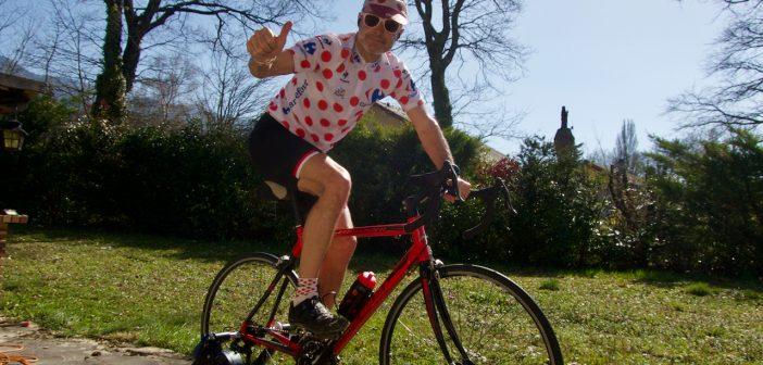Enjoying Cycling in Lockdown