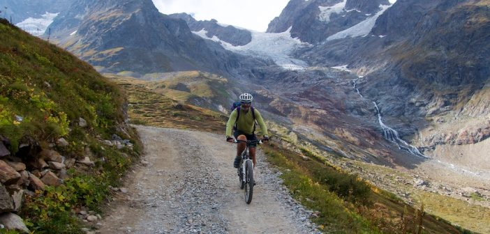 Tour du Mont Blanc by Mountain Bike – Day 1