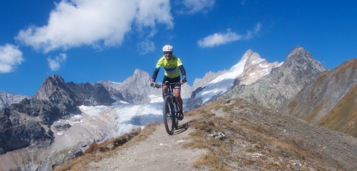 Tour du Mont Blanc by Mountain Bike – Day 2