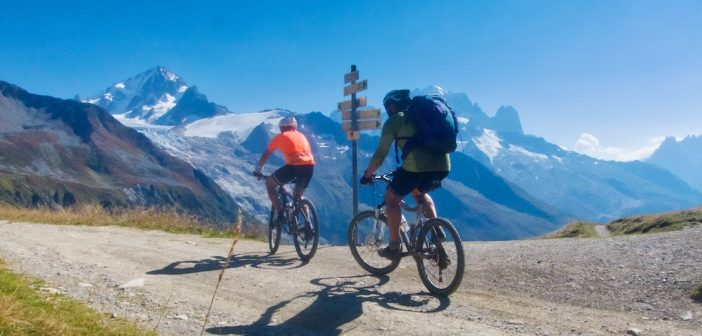 Tour du Mont Blanc by Mountain Bike – Day 3