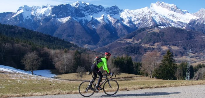 Col de l'Epine and Col de la Forclaz